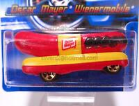 -~ HOT WHEELS '2006 Ed. / 'Osar Mayer Weinermobile' ~-