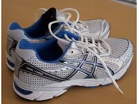 *NOW SOLD* Asics Mens Running Trainers Size 8.5 UK (9.5 US)