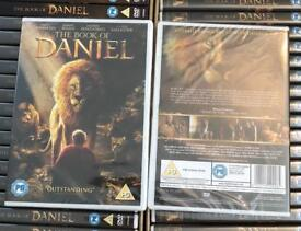 X25 the book of Daniel dvd Movies New/Sealed