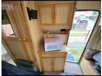5 berth crown caravan
