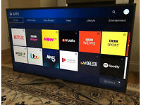 49in Samsung Smart Wi-Fi 1080p 400hz FREEVIEW HD TV 2016/17 model