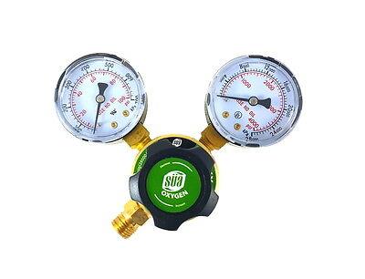 Sa - Oxygen Regulator Welding Gas Gauges - Cga-540 - Rear Connector - Ldp