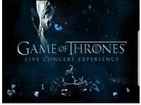 Game of thrones - live experience