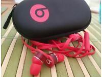 Beats Dr Dre earphones