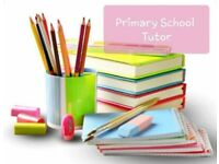 Primary School Tutor, Transfer Tuition, Primary Tuition