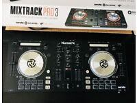Like New - Numark Mixtrack Pro 3 DJ Controller - £139 ONO
