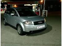 Audi A2 1.4 petrol stunning condition