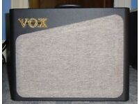 Vox AV 15 Tube Modelling Amp (slight fault - see description)