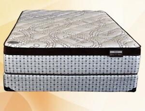 Pillow Top Bamboo Mattress (MAT238)