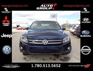 2014 Volkswagen Tiguan SUNROOF|LEATHER|HEATED SEATS