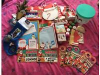 New Christmas Decorations Gift Bags Cards Baubles etc
