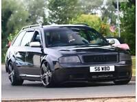 Audi S6 avant wide body 4.2 V8