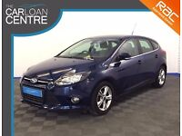Ford FOCUS ZETEC 125 AUTO with No Credit Scoring Finance Available*