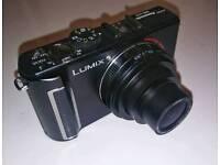 Panasonic LX3 compact camera