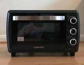 Cookworks mini electric oven