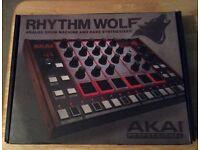 Akai Rhythm Wolf drum machine