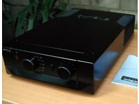 MISSION CYRUS STRAIGHT LINE AMPLIFIER 50 WATTS + BEAUTIFUL CONDITION REAL HI-FI
