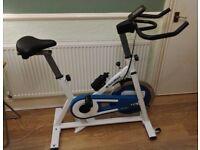 BodyMax Exercise Bike - Hardly Used