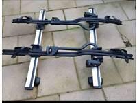 Thule Roof Wingbars & 2 Bike racks