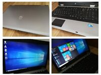 fast profi business and multimedial laptop HP ProBook core i5 with warranty, Windows 10 Pro #8
