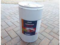 Bostik Cementone Resin For Blocks / driveways wet look finish resiblock 8 litres