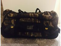 Cat duffel hodall bag