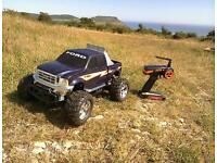 Radio controlled items wanted - Cars-Buggys-M.trucks - Nitro-Petrol-Electric. Can collect