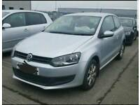 Volkswagen polo 2010 se60 breaking