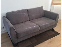 LOVELY DFS 3 SEATER SOFA!!!