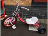 Barbie tricycle