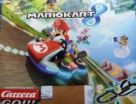 Carrera Mario Kart 8 track set