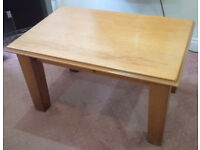 COTTAGE STYLE WOODEN COFFEE TABLE