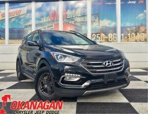 2017 Hyundai Santa Fe Sport 2.0T LIMITED AWD | 1 Owner | Nav | L