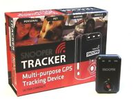 Snooper Tracker SPT200 - Multi-Purpose GPS Tracking Device (Car, boat, pet)