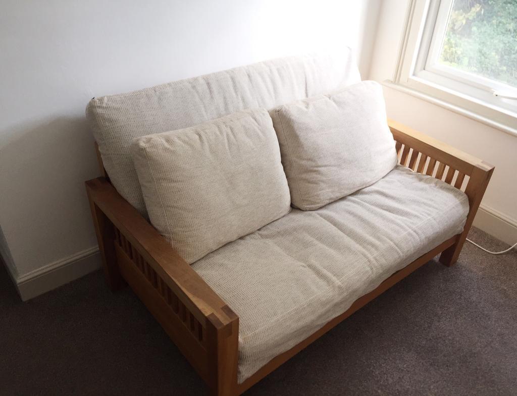 Fabulous Futon Sofa Bed In Lambeth London Gumtree Machost Co Dining Chair Design Ideas Machostcouk