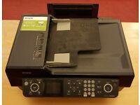 FREE Epson A4 Inkjet Printer Fax Scanner, Model DX9400F