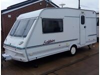 ABBEY SOLITAIRE 2 BERTH 1998 WITH FULL AWNING & LOADS OF EXTRAS