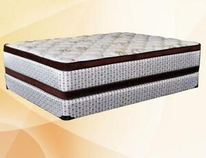 Orthopedic Deluxe Both Side Pillow Top Mattress - Queen Size