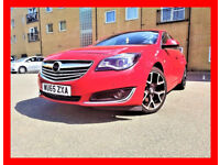 Automatic -- 2015 Vauxhall insignia 2.0 CDTi SRi VX-Line --- 23000 Miles ---- PCO suitable for PCO