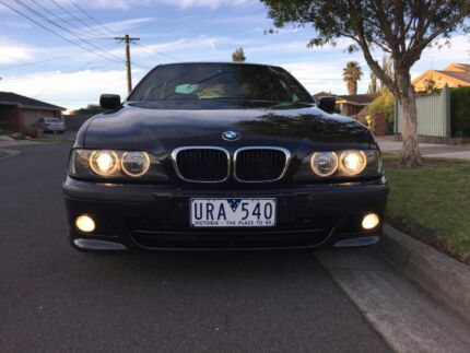 BMW 530i M sport Tullamarine Hume Area Preview