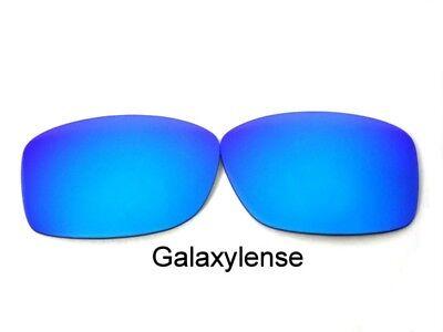 Galaxy Lentes de Repuesto para Oakley Jupiter Squared Gafas Sol Azul Polarizado segunda mano  Embacar hacia Spain
