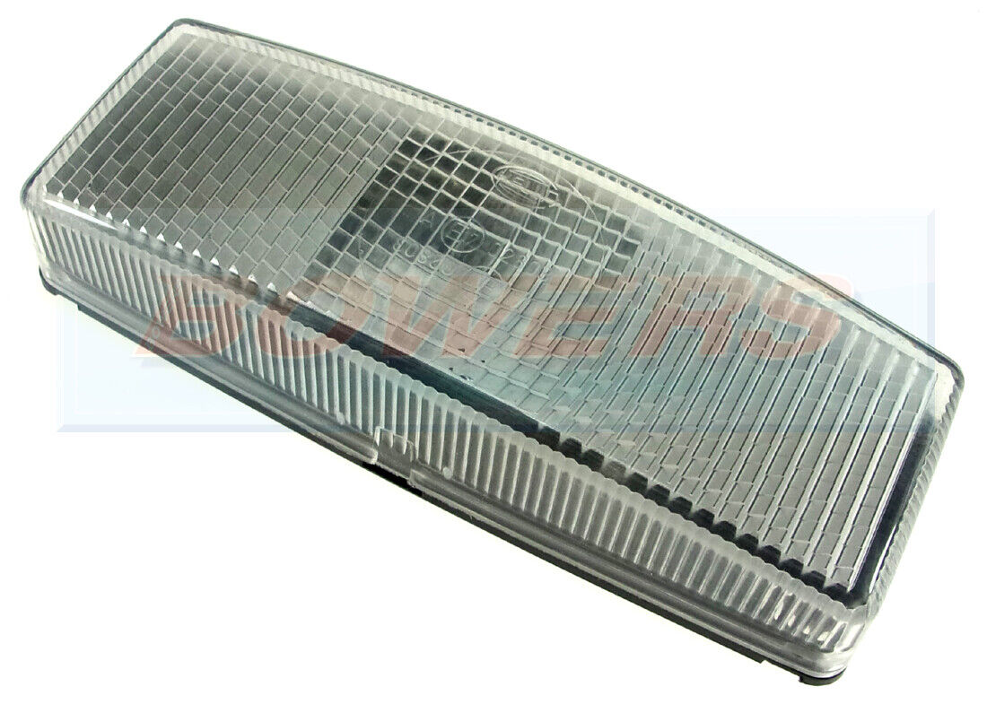 HELLA 2PF961167021 CLEAR FRONT CARAVAN MOTORHOME MARKER POSITION SIDE LIGHT LAMP