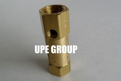 Brass In Line Check Valve Compressed Air Compressor Vertical Or Horizontal 12