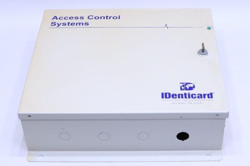 IDENTICARD 9000 ACCESS CONTROLLER PANEL