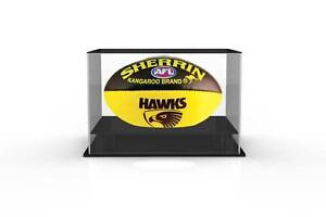 AFL / Football Acrylic*Perspex Display Case Thomastown Whittlesea Area Preview