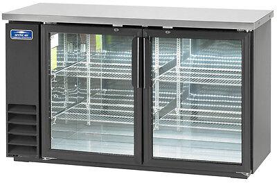 Arctic Air Abb60g 60 2 Glass Door Back Bar Cooler