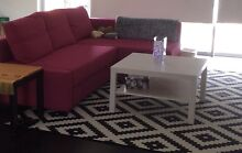 SOFA BED (size of double bed) Maribyrnong Area Preview