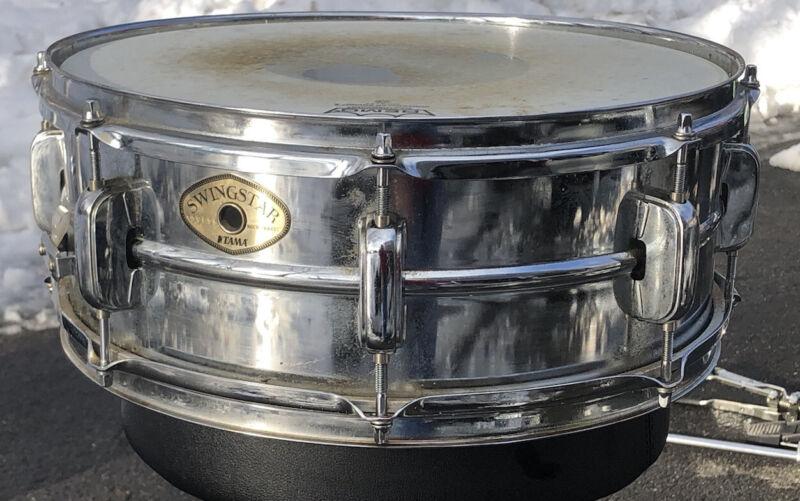 """Tama Swingstar Snare Drum 14"""" Metal"""