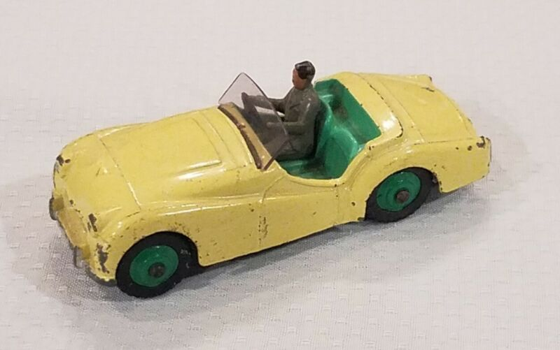 Dinky Toys Triumph TR2 Meccano Made in England
