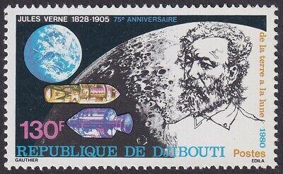 Djibouti, 1980, Jules Verne